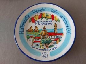 Pascalò, il Piatto dell'Unione Ristoranti Buon Ricordo