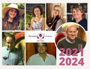 Movimento Turismo del Vino, le nuove cariche